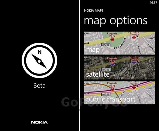 Análisis de Nokia Drive Beta para Windows Phone 7