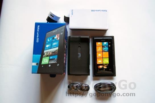 Análisis del Nokia Lumia 800