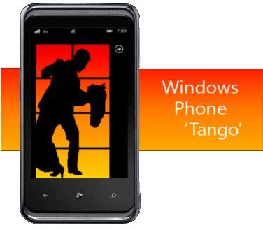 Microsoft lanzaría la actualización Windows Phone Tango en junio