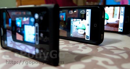 Comparativa de cámaras entre el Nokia Lumia 800, el iPhone 4S y el Samsung Galaxy S2