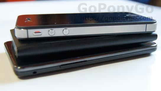 Comparativa entre el Nokia Lumia 800, Samsung Galaxy S2 y iPhone 4S