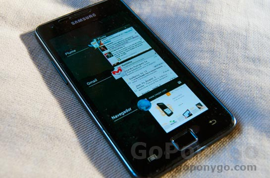 Los Samsung Galaxy S2 de Vodafone se actualizan a ICS