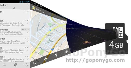 Cómo mover aplicaciones de Google a la SD Card: Market, Google Maps, Google Reader...