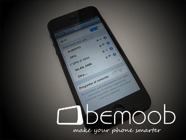 El iPhone 5 es el protagonista del podcast 17 de bemoob