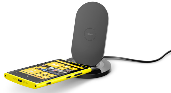 3. La estación de carga tiene un chip NFC integrado