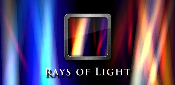 Rays of Light Banner 600
