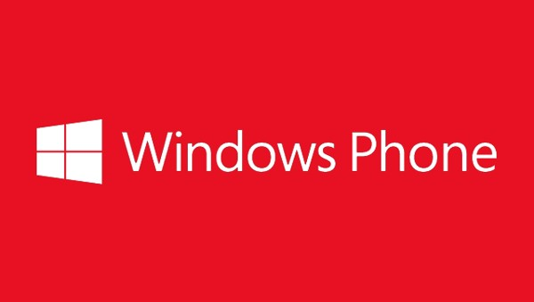 Windows Phone Logo 600