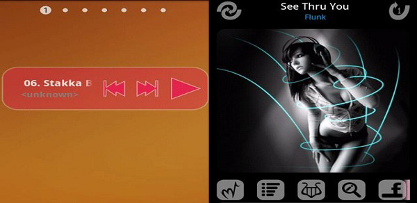 Android MyMusicOn