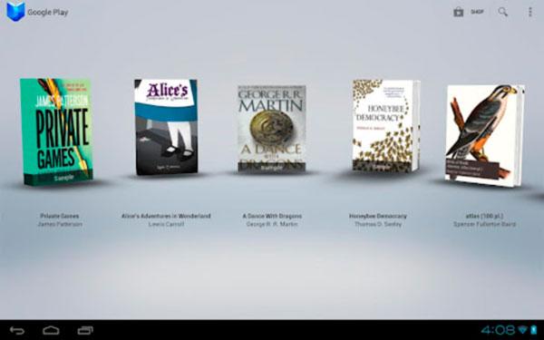 Tienda oficial de libros Google