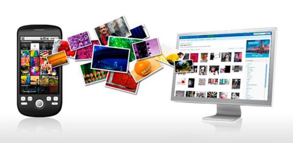 Almacena y organiza tus imágenes en la web