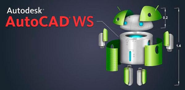 Dibujo técnico en tu dispositivo Android