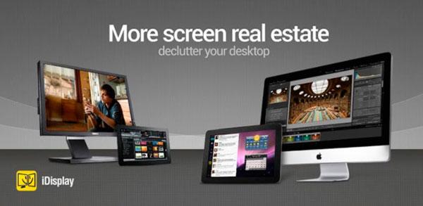 Aumenta las posibilidades con dos pantallas