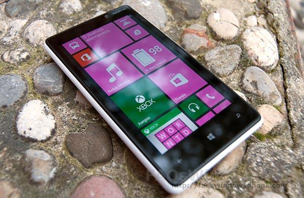 Historial de compras en Windows Phone