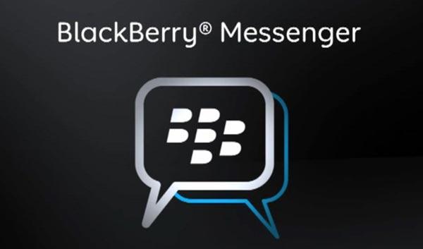 BlackBerry Messenger llegará a iOS y a Android